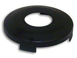 Crown Automotive Door Lock Cylinder Cap - Black (97-02 Jeep Wrangler TJ)