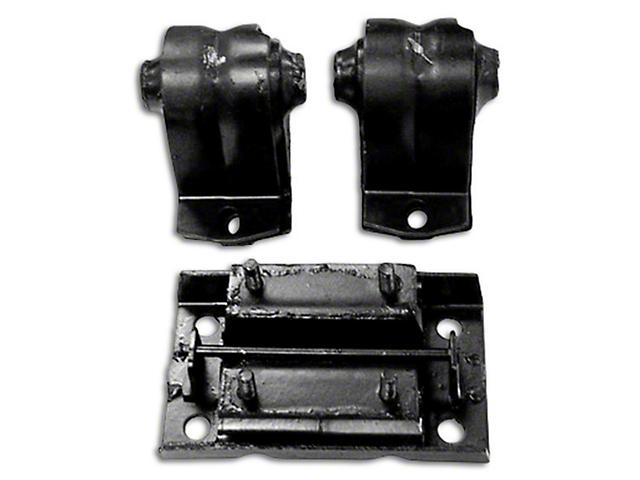 Engine Mount Kit (97-06 2.4L or 2.5L Jeep Wrangler TJ)
