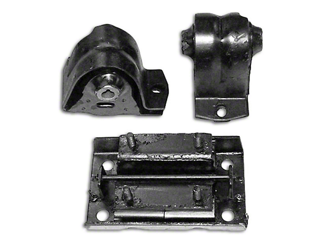 Engine Mount Kit (97-06 4.0L Jeep Wrangler TJ)