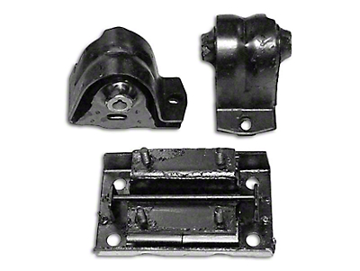 Crown Automotive Engine Mount Kit (97-06 4.0L Wrangler TJ)