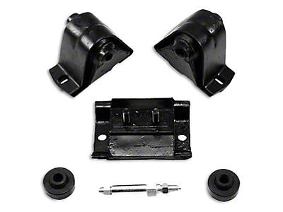 Engine Mount Kit (87-95 4.0L or 4.2L Jeep Wrangler YJ)