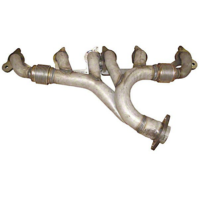 Crown Automotive Exhaust Manifold (91-99 4.0L Wrangler YJ & TJ)