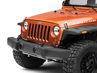 Crown Automotive Front Bumper & Rail Kit (07-18 Wrangler JK)