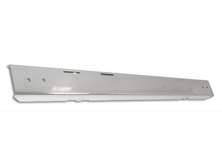 RT Off-Road Front Bumper - Stainless Steel (87-95 Wrangler YJ)