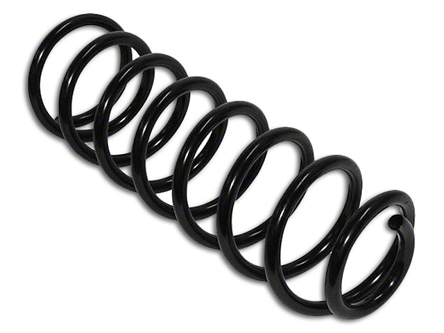 Front Coil Spring (97-06 Jeep Wrangler TJ)