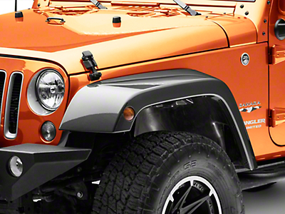 Crown Automotive Front Left Fender Liner (07-18 Wrangler JK)