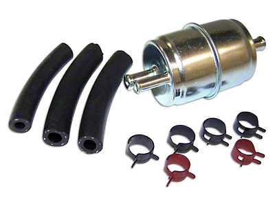 Omix-ADA Fuel Filter Kit (87-90 4.2L Jeep Wrangler YJ)