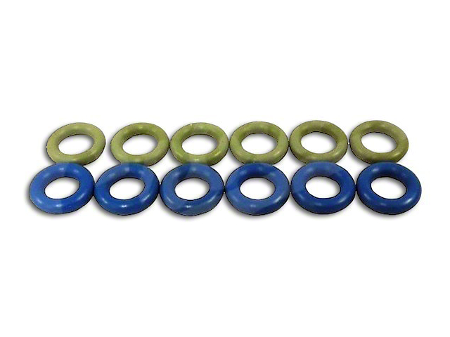 Fuel Injector O-Ring Kit (07-11 3.8L Jeep Wrangler JK)
