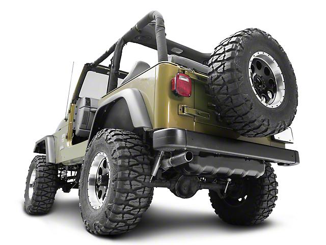 Fuel Tank Skid Plate (97-06 Jeep Wrangler TJ)