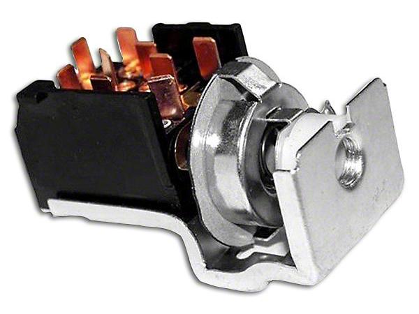Omix-ADA Headlamp Switch (97-01 Jeep Wrangler TJ)