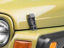 Hood Catch (97-06 Jeep Wrangler TJ)