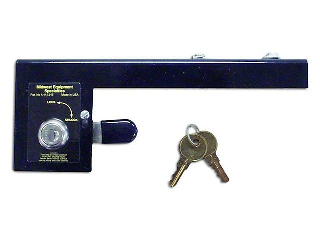Hood Lock (87-95 Jeep Wrangler YJ)