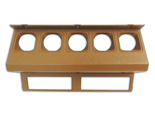 Instrument Panel Housing - Spice (91-95 Jeep Wrangler YJ)