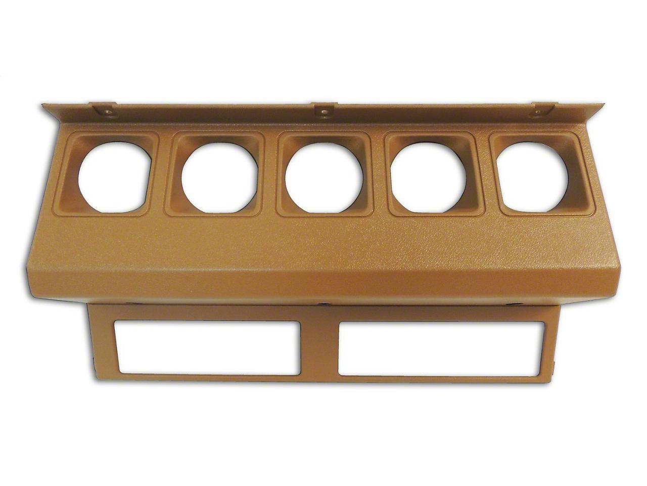Crown Automotive Instrument Panel Housing - Spice (91-95 Wrangler YJ)