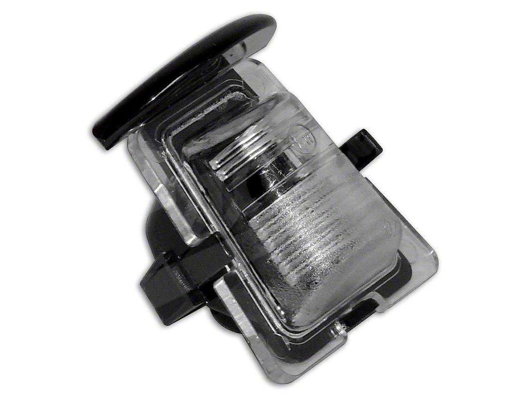 Crown Automotive License Plate Light (07-18 Wrangler JK)