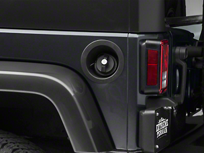 Locking Fuel Tank Cap (01-18 Wrangler TJ & JK)