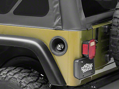 Locking Gas Cap (91-00 Jeep Wrangler YJ & TJ)
