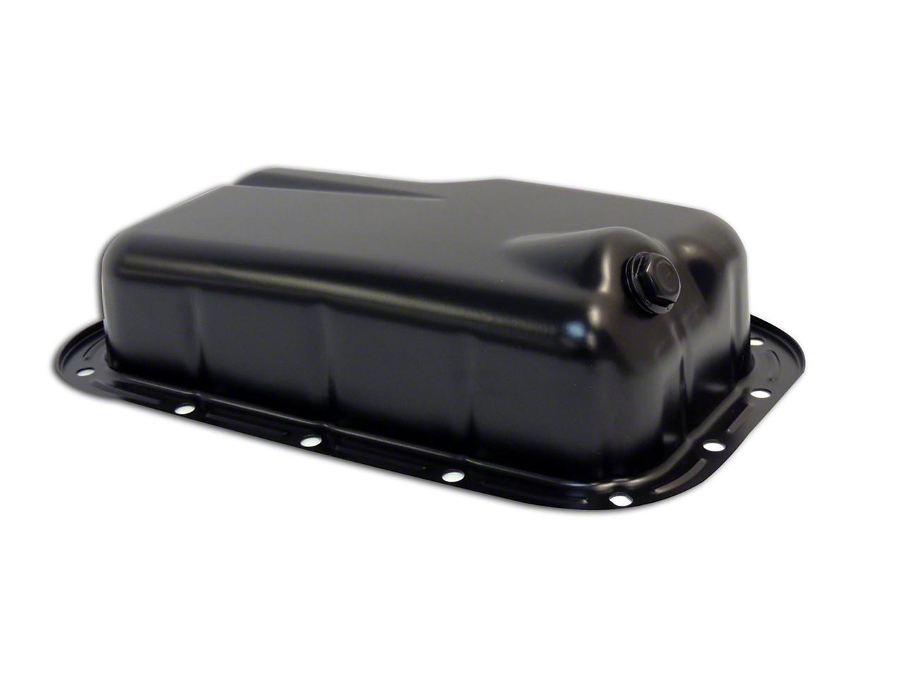 Omix-ADA Lower Engine Oil Pan (12-18 3.6L Jeep Wrangler JK)