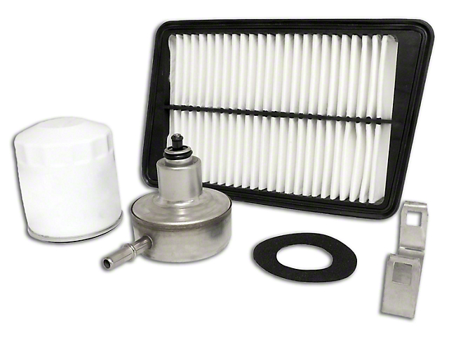 Master Filter Kit (03-04 2.4L Jeep Wrangler TJ)
