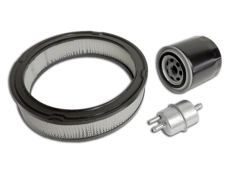 Master Filter Kit (87-90 4.2L Jeep Wrangler YJ)