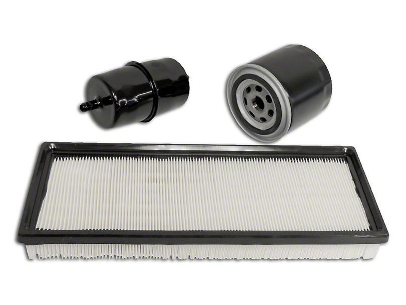 Master Filter Kit (91-95 2.5L or 4.0L Jeep Wrangler YJ)