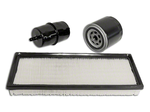 Master Filter Kit (91-95 2.5L or 4.0L Jeep Wrangler YJ)