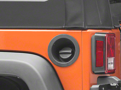 Omix-ADA Non-Locking Gas Cap (01-18 Jeep Wrangler TJ & JK)