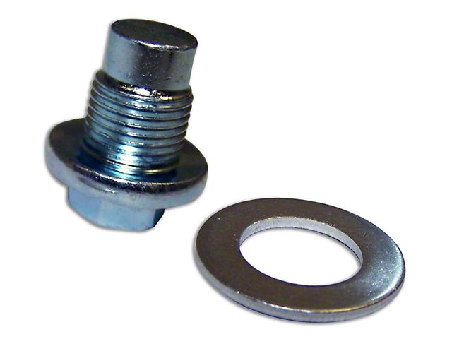 Oil Pan Drain Plug (87-90 4.2L Jeep Wrangler YJ)