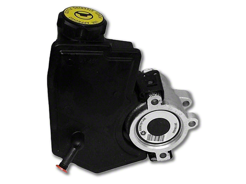 Power Steering Pump (97-06 4.0L Jeep Wrangler TJ)