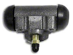 Drum Brake Wheel Cylinder; Driver Side (87-89 Jeep Wrangler YJ)