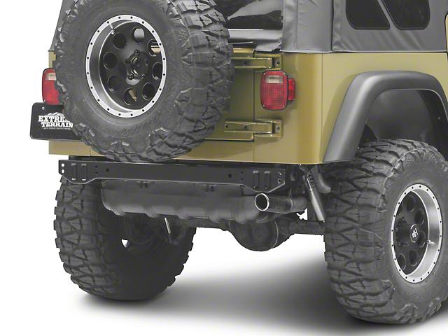 Rear Frame Crossmember (87-06 Jeep Wrangler YJ & TJ)