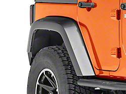 Fender Splash Shield; Rear Passenger Side (07-18 Jeep Wrangler JK)