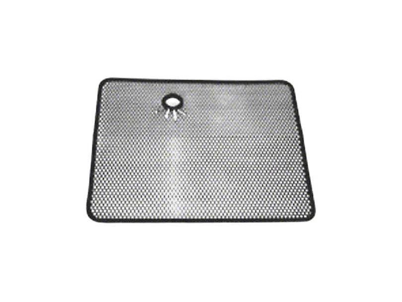 Rugged Ridge Bug Grille Screen - Stainless Steel (87-95 Jeep Wrangler YJ)
