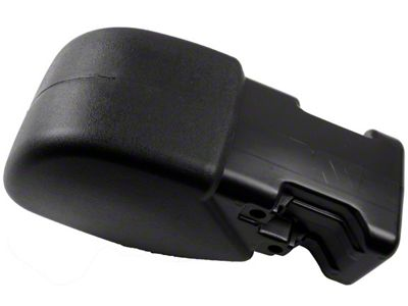 Omix-ADA Front Bumper Extension - Passenger Side (97-06 Jeep Wrangler TJ)