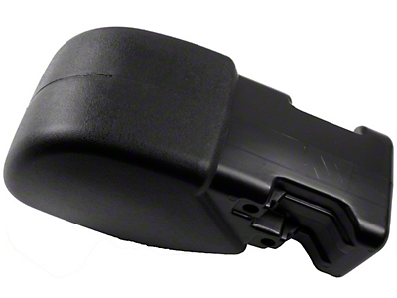 Omix-ADA Front Bumper Extension - Passenger Side (97-06 Wrangler TJ)