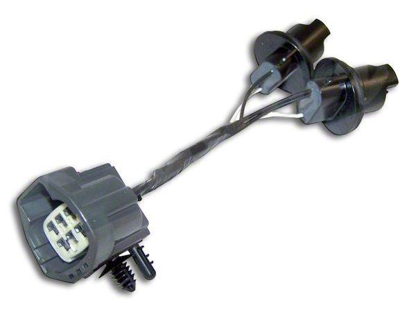 tail light wiring harness (07 18 jeep wrangler jk) Jeep Light Wiring