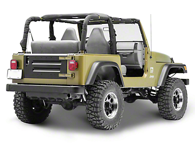 Crown Automotive Tailgate (97-02 Wrangler TJ)