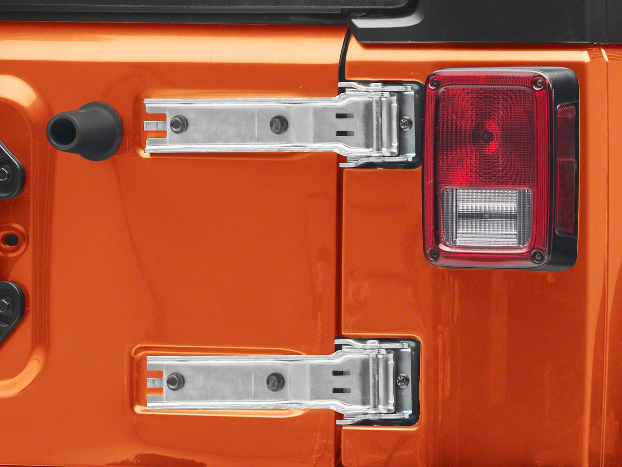 Crown Automotive Tailgate Hinge (07-18 Jeep Wrangler JK)