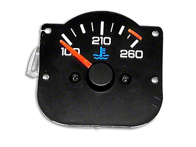 Omix-ADA Temperature Gauge (92-95 Jeep Wrangler YJ)