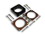 Throttle Body Spacer (91-06 2.5L or 4.0L Jeep Wrangler YJ & TJ)