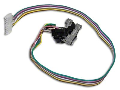Omix-ADA Tilt Wheel Intermittent Wiper Switch (87-95 Jeep Wrangler YJ)