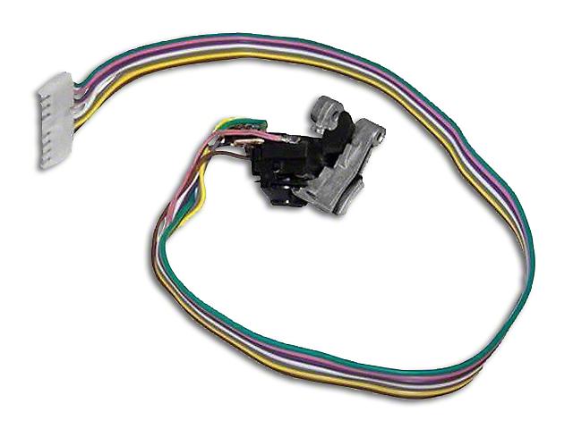 Tilt Wheel Intermittent Wiper Switch (87-95 Jeep Wrangler YJ)