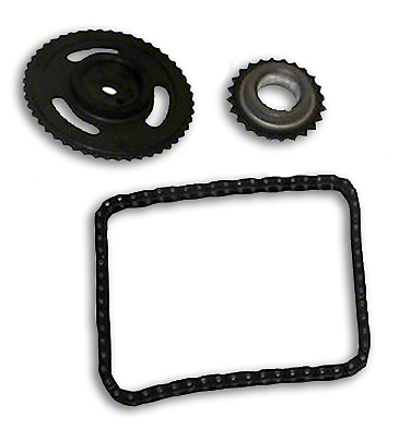 Crown Automotive Timing Chain Kit (87-02 2.5L Wrangler YJ & TJ)