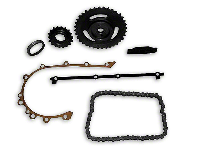 Timing Chain Kit (91-93 4.0L Jeep Wrangler YJ)