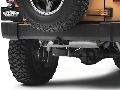 Crown Automotive Trailer Hitch Kit (07-18 Jeep Wrangler JK)