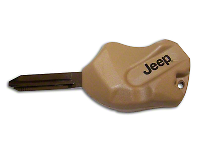 RT Off-Road Transponder The Rock Key - Tan (98-18 Jeep Wrangler TJ & JK)