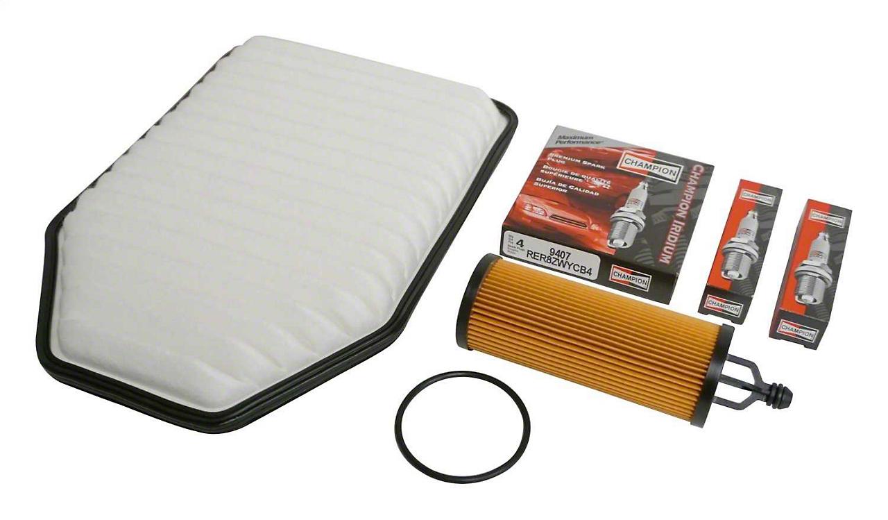 Crown Automotive Tune Up Kit (14-18 3.6L Wrangler JK)