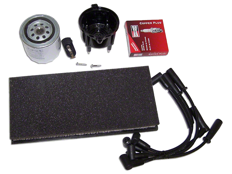 Tune Up Kit (99-02 2.5L Jeep Wrangler TJ)