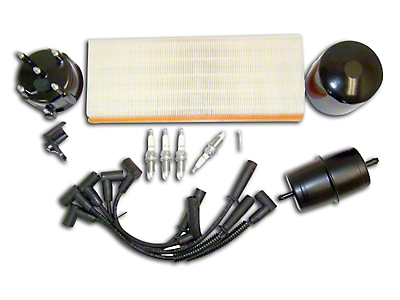Crown Automotive Tune Up Kit (91-93 2.5L Jeep Wrangler YJ)