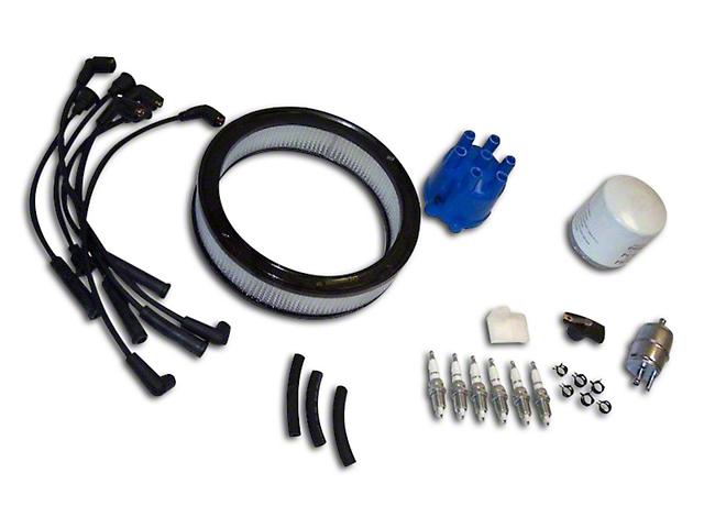 Ignition Tune Up Kit (87-90 4.2L Jeep Wrangler YJ)